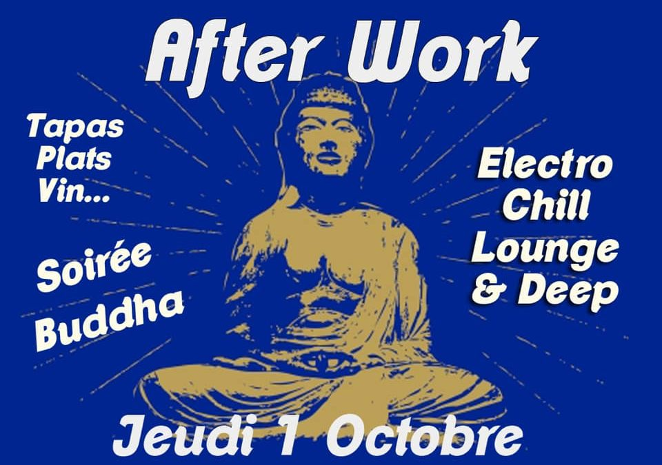 After Work le 01/10/2020